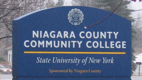 Niagara Mba Curriculum by Niagara County Community College Degree Programs Majors