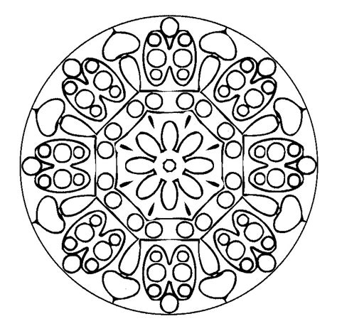 Mandala Coloring Pages Coloring Ville Coloring Sheet