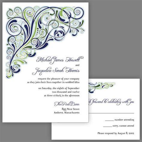 Printable Art Deco Wedding Invitations | pinterest discover and save creative ideas