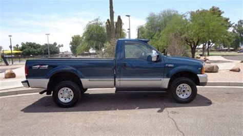 how cars run 1999 ford f250 parental controls buy used 1999 ford f250 4x4 off road xlt super duty low miles 5 4 truck v8 rust free nr in