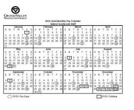 state of michigan employees calendar calendar template 2017