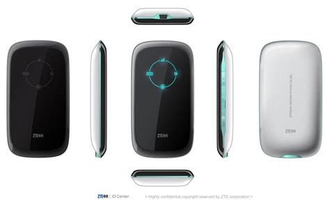 Wifi Zte Mf30 Portable Zte Mf30 Hspa 3g 7 2mbps Mifi Mobile Wireless