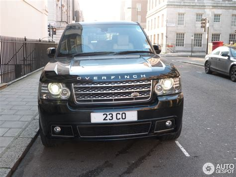 land rover overfinch land rover overfinch range rover autobiography 28
