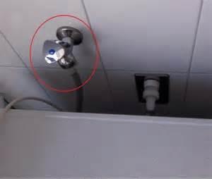 anschluss waschmaschine wasserhahn sp 252 lmaschinen waschmaschinen frischwasser und