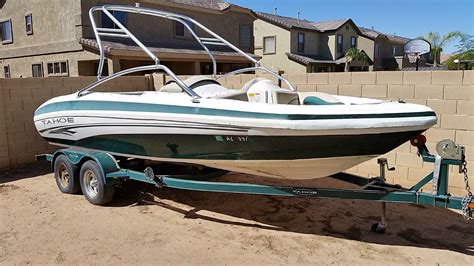 tahoe boats parts tahoe q7 2003 for sale for 3 000 boats from usa