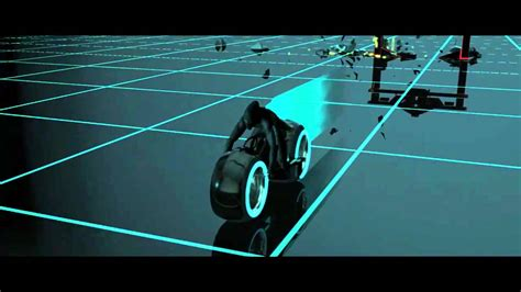 template after effects tron legacy free tron legacy 3d 2010 visual effects test lightcycle race