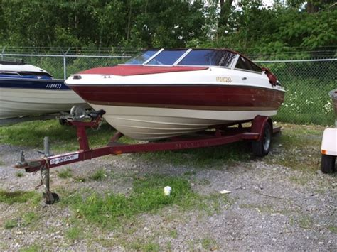 maxum boats for sale quebec maxum marine 18 1800sr 1992 used boat for sale in sorel
