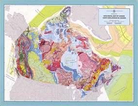 canada geology