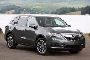 Acura Mdz Acura Mdx News Photos And Reviews Autoblog