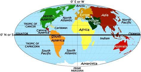 hemispheres earth facts  kids kinooze
