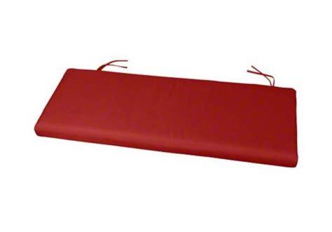 45 bench cushion sunbrella bench or glider cushion 45 quot x 17 5 quot
