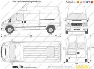 Ford Transit Connect Dimensions Ford 2014 Transit Wagon Autos Weblog