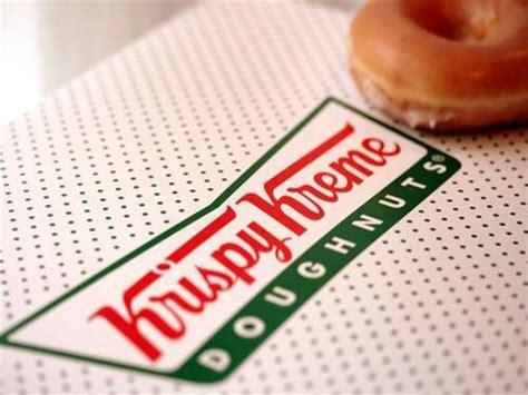 Kripy Kream Doughnut Ppt Krispy Kreme Powerpoint Template