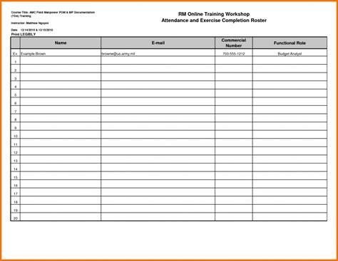 26 images of alumni roster sheet template diygreat com