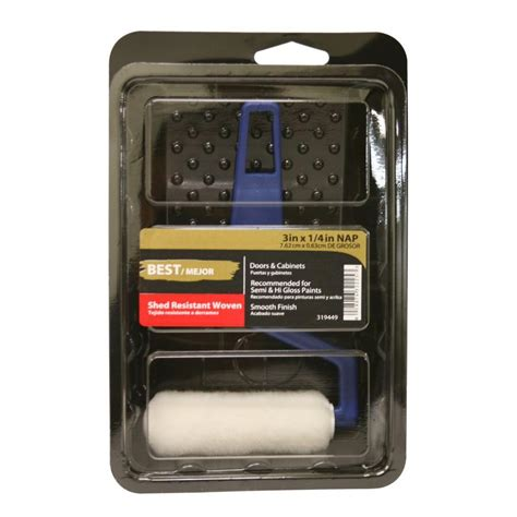 home depot paint roller kit upc 028076322253 paint trays liners quali tech mfg