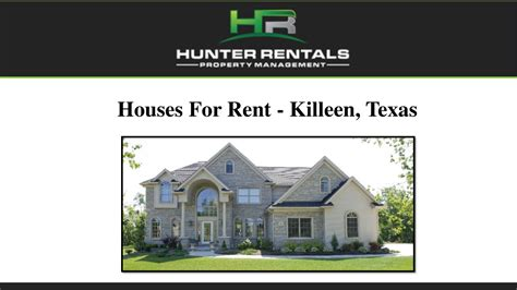 houses for rent killeen authorstream