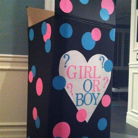 balloons in a box gender reveal pin by palmeri on baby palmeri