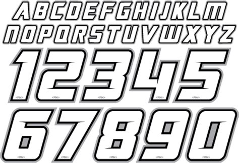 motocross race numbers mx number plate forum dafont com