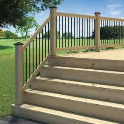 home depot deck kits 25 best ideas about deck railing kits on