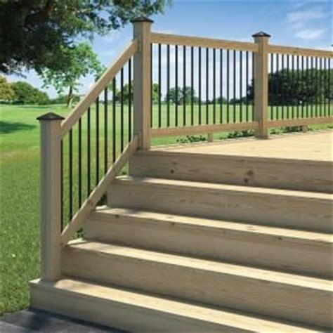25 best ideas about deck railing kits on