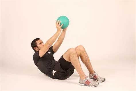 crunch  medicine ball ibodz  personal trainer
