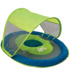 Float With Canopy swimways baby spring float with canopy toys for lil