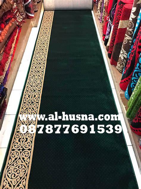 Karpet Masjid Di Medan karpet masjid turki platinue 2 al husna pusat
