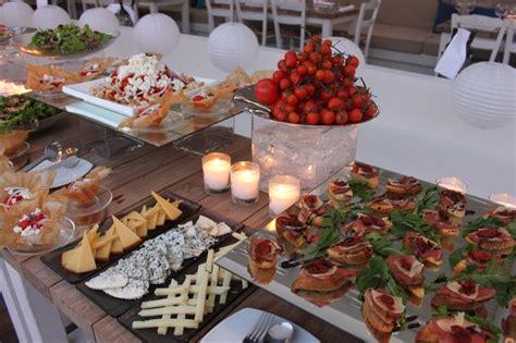 buffet style food drink pinterest