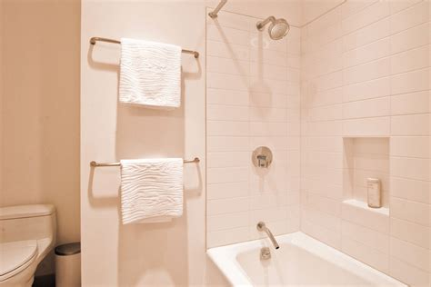 height of towel bar in bathroom modern cost effective residential hardware build blog