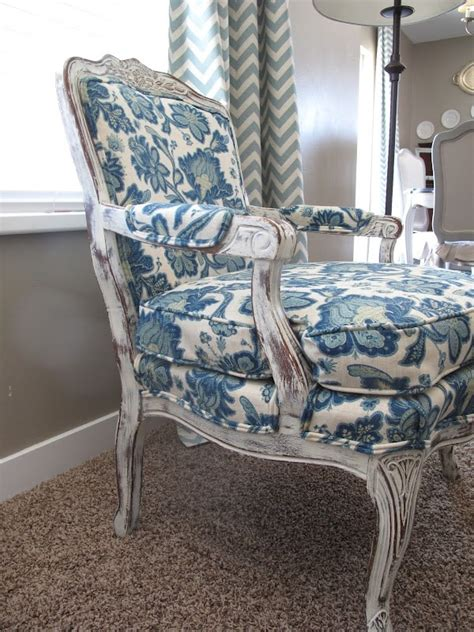 Blue Chair Upholstery Beautiful Diy Chair Upholstery Ideas To Inspire