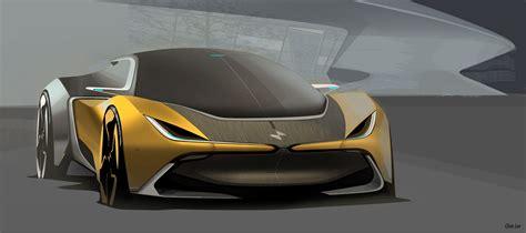 design concept video bmw i2 concept design sketch car body design
