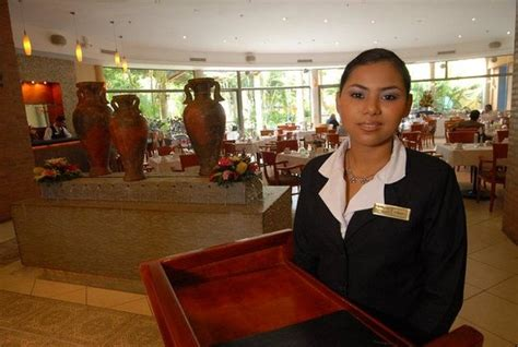 restaurant hostess picture of inn managua convention center managua tripadvisor