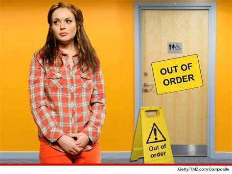 Lindsay Lohan Needs The Toilet by The Of Dec 22 2012