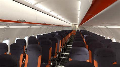 voli interni italia low cost nuovi interni per easyjet presentati al salone mobile