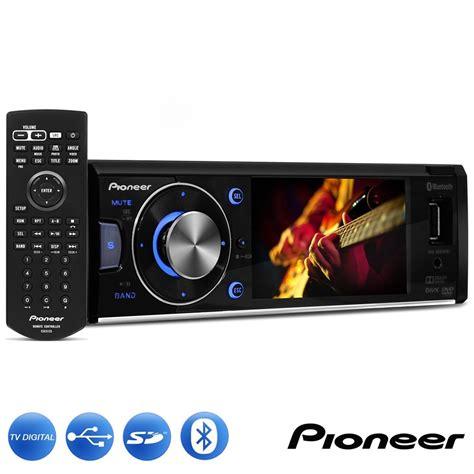 Dvd Player Pioneer S Ev31v dvd player pioneer 1 din 3 5 pol bluetooth iphone android r 629 90 em mercado livre