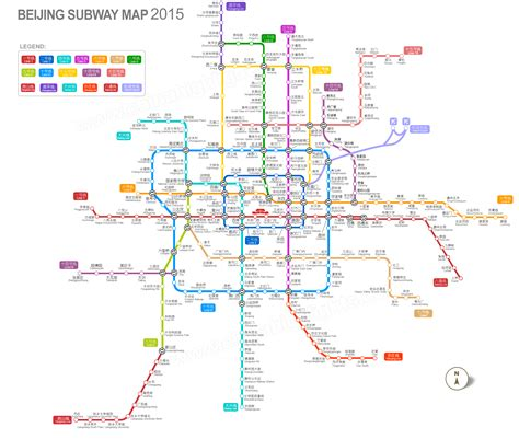 beijing subway map beijing map map of beijing s tourist attractions and subway