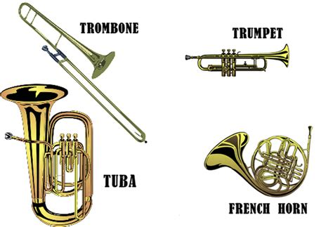 brass section instruments mr q s music the orchestra mr q s music