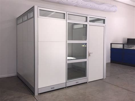 Enclosed Office Cubicles With Doors ? Matt and Jentry Home