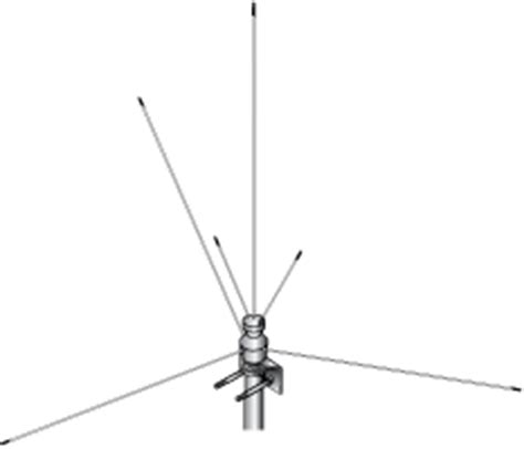 antennacraft by radioshack st3 vhf hi uhf outdoor scanner