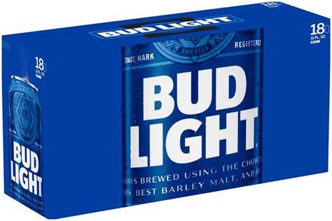 32 pack of bud light bud light 18 pack hy vee aisles online grocery shopping