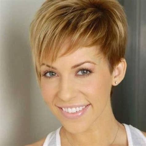 20 short haircuts for oval face short hairstyles 20 ideas of short hairstyles for oval face thick hair