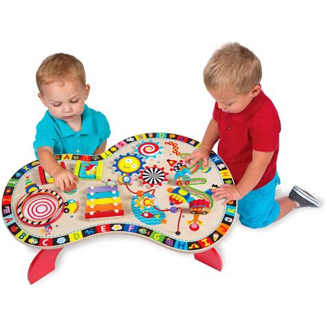 sound and play busy table toys r us alex toys alex jr sound and play busy table baby activity