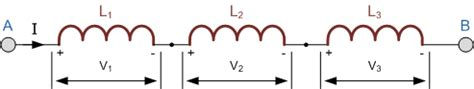 series of inductors inductors in series and series inductor circuits