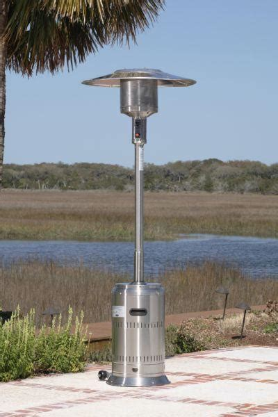 Well Traveled Living 1775 Stainless Steel Commercial Patio Well Traveled Living Patio Heater