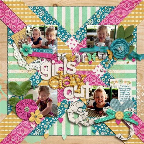 Day Out The Scrap Shoppe - sweet shoppe designs the sweetest digital scrapbooking