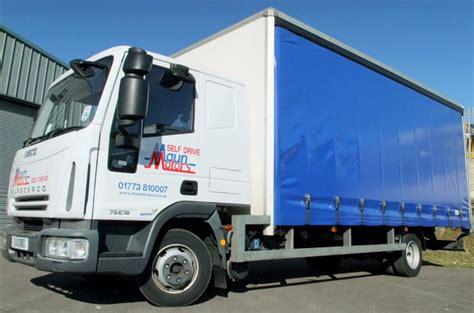 Sleeper Hire by Maun Motors Self Drive Curtain Side Truck Hire 7 5