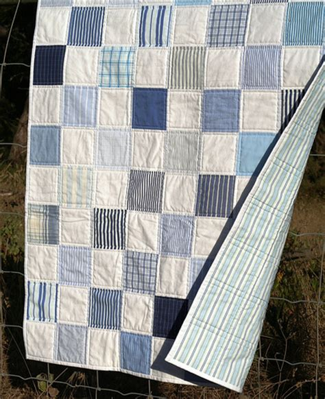 Quilt Made From Shirts by Shirts Baby Quilt Flickr Photo