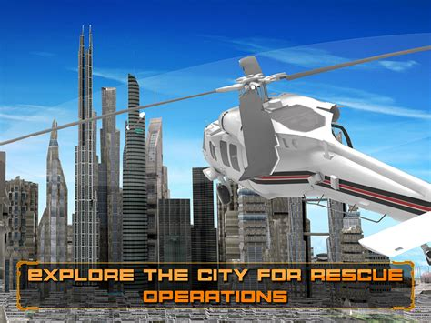 city rescue city helicopter rescue flight 1 8 apk android simulation