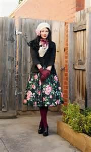 Vintage Look Wardrobe by Best 25 Vintage Winter Fashion Ideas On