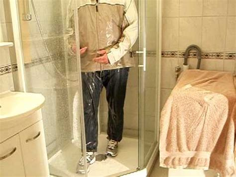 Shower Clothes by A Shower With All Clothes On Mov
